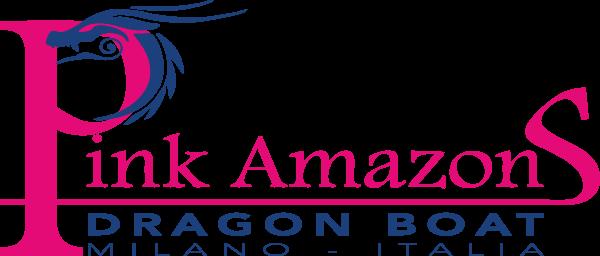 Logo Pink Amazons